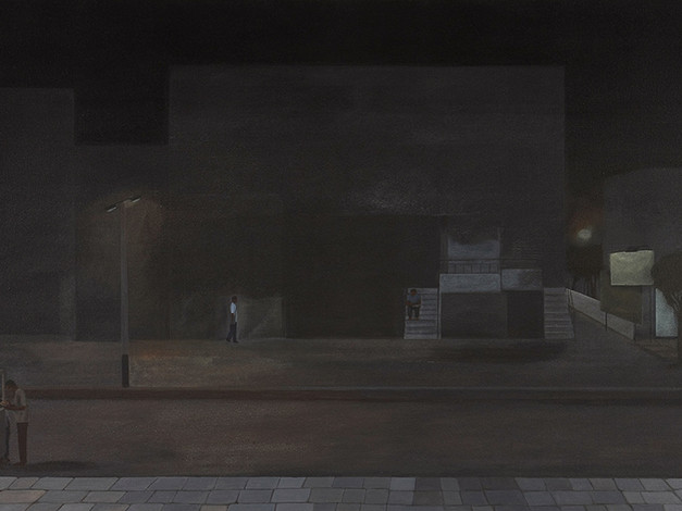 Night Walks - Baroda