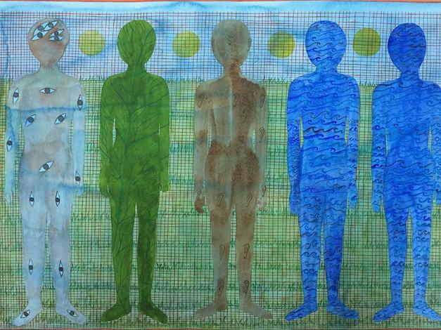 The Senses-bloodline grid