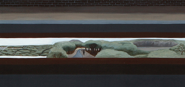 View of the park - detail 1