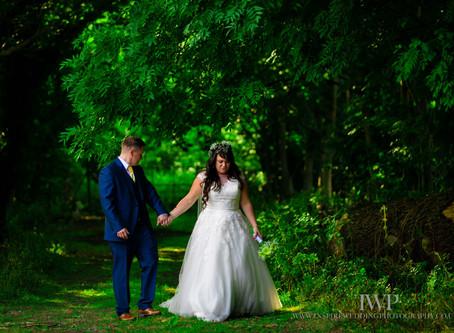 Emma & Darren, Bryn Howel