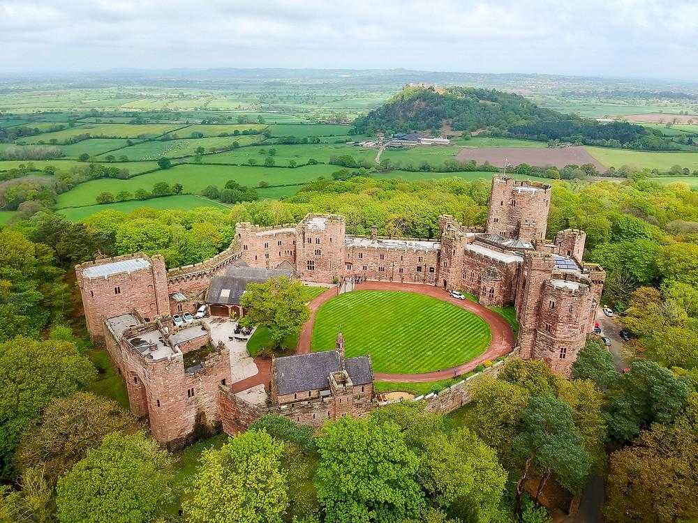 Pecjforton Castle