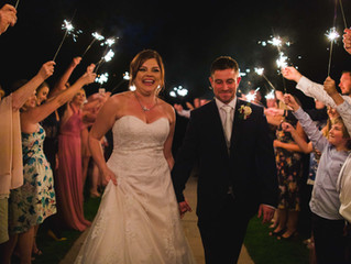 Rebecca & Alistair - Craxton Wood