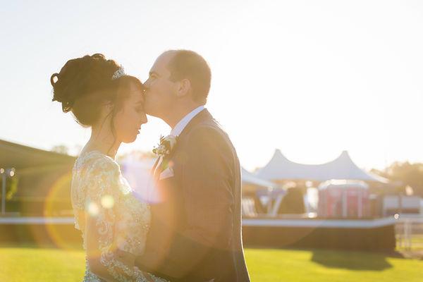 Chester Racecourse wedding