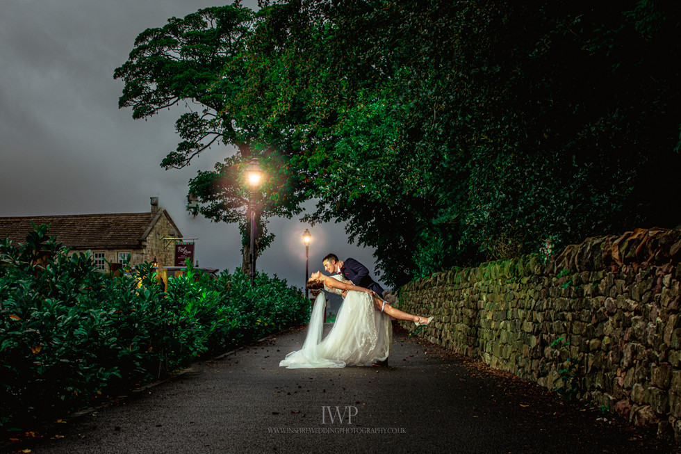 Peak edge hotel wedding photgraphy