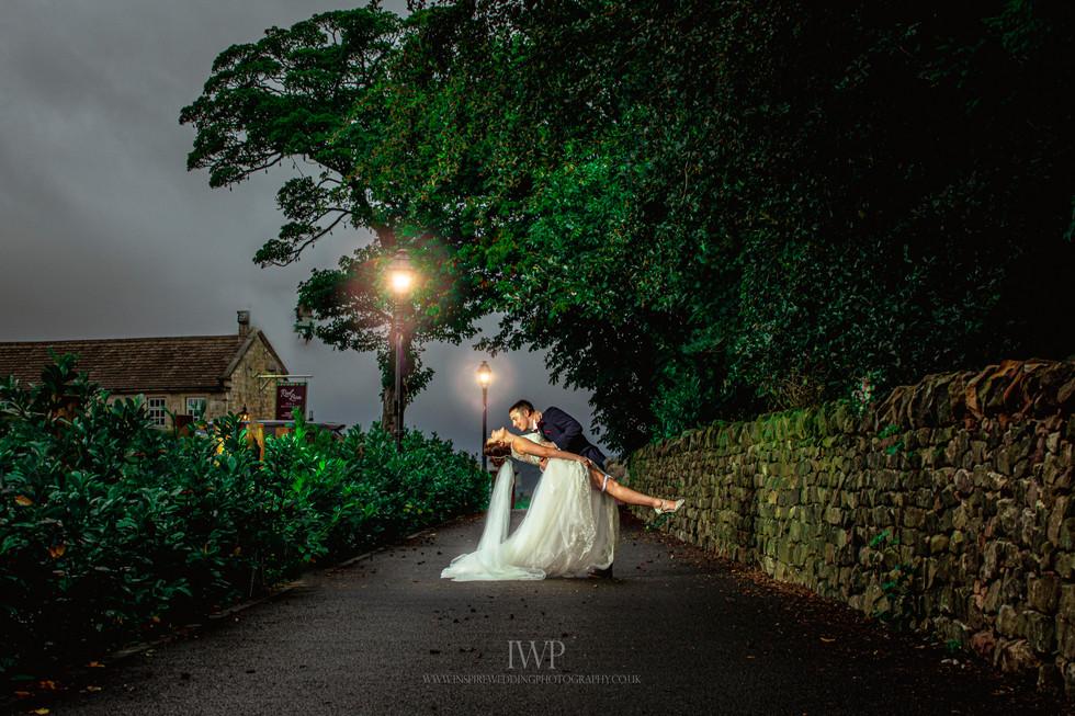 Peak edge hotel wedding photgraphy
