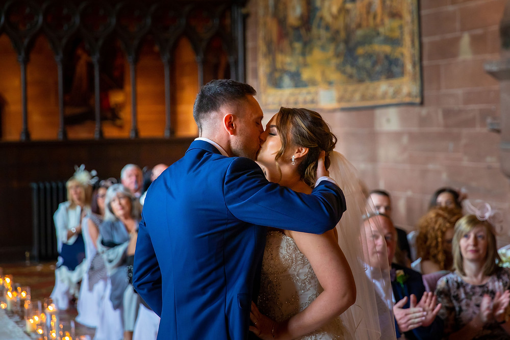 Cheshire Wedding Photographer, Peckforton castle