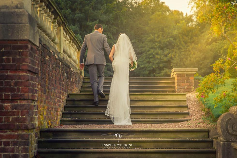 Knowsley Hall Wedding