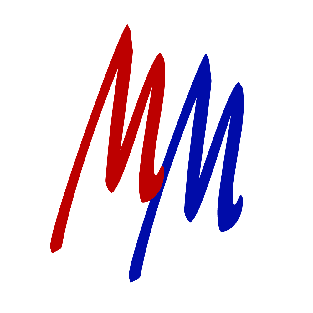 MM fond transparent