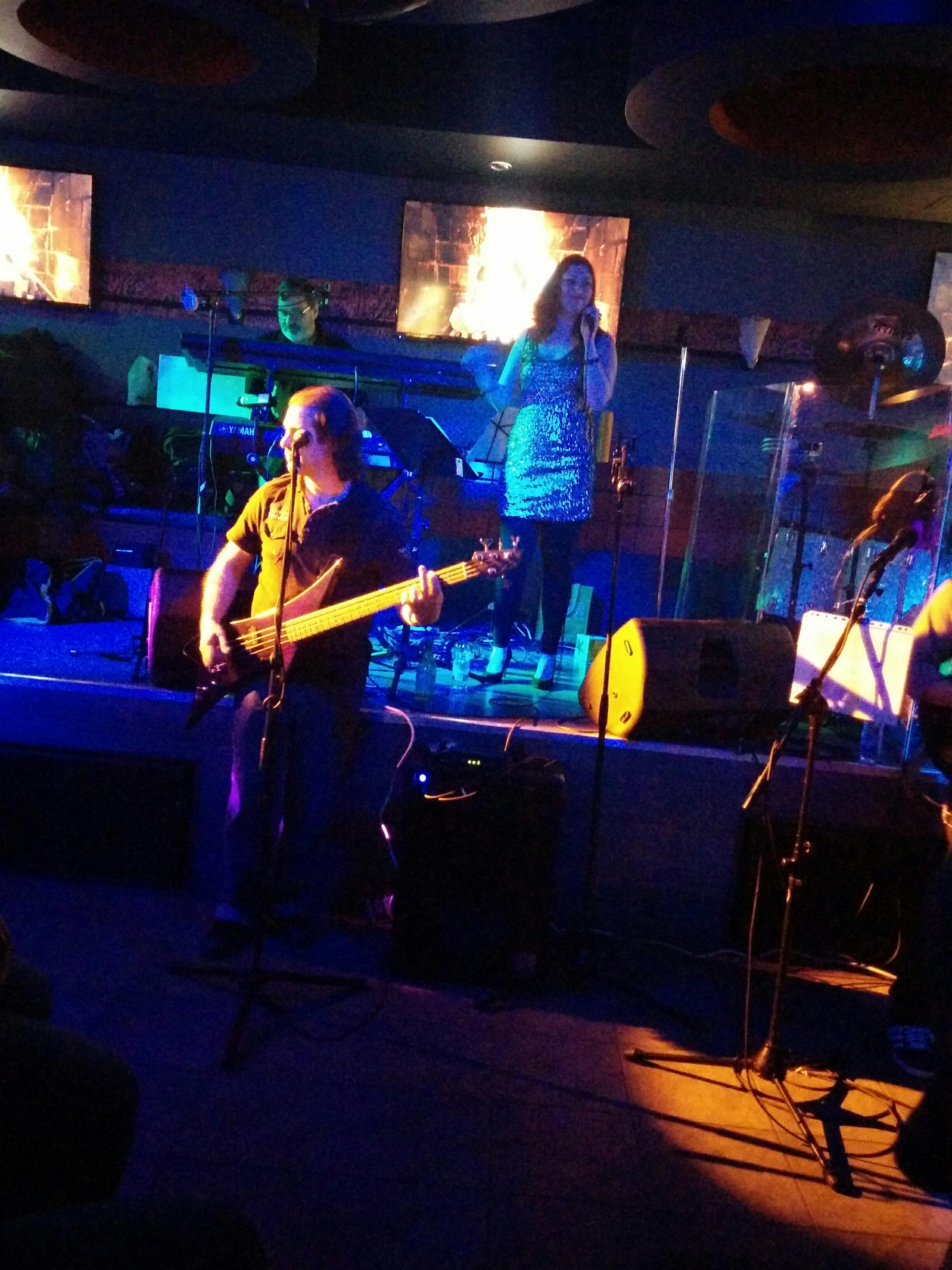 Au show du 30 avril 2016