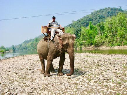 Big Ride in Laos