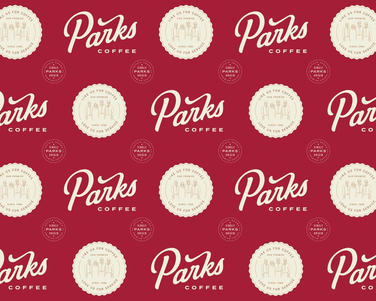 Parks Coffee Brand