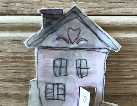 Mini-huis.