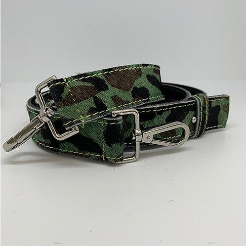 Shoulder Strap - Green Camo
