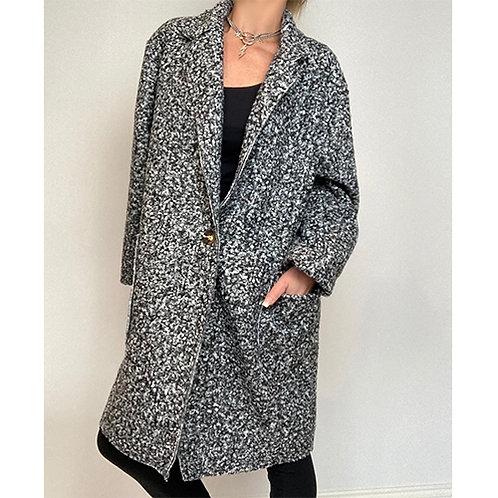 Teddy Coat - Grey