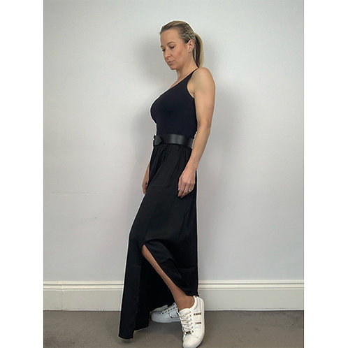 Long Side Slit Skirt