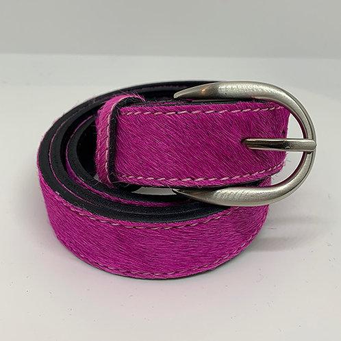 Bright Pink Belt