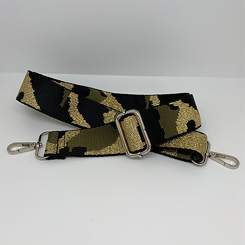 Shoulder Strap - Khaki Camo
