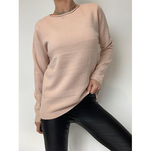 Simple Knit - Dusty Pink