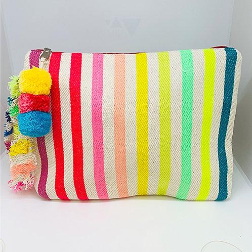 Candy Stripe Bag