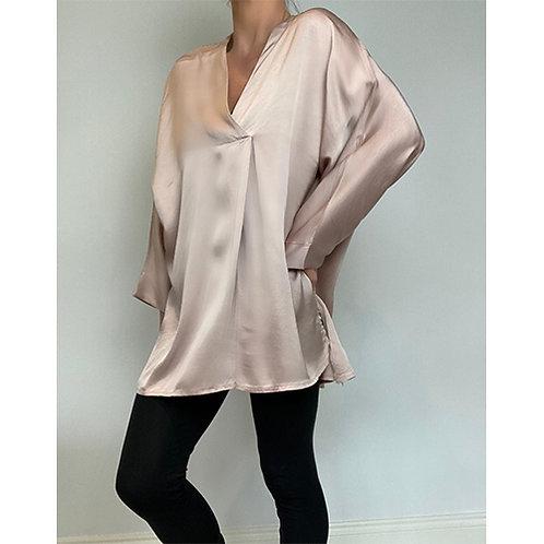 Tunic Blouse - Blush Pink