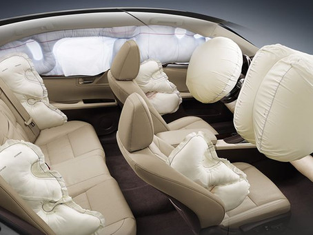 Airbags sem mistério