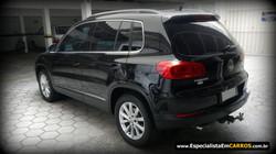 Volkswagen Tiguan 2.0 TSI 2012