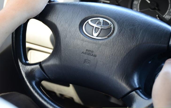 Volante com airbag