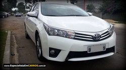 Toyota Corolla XEi 2016
