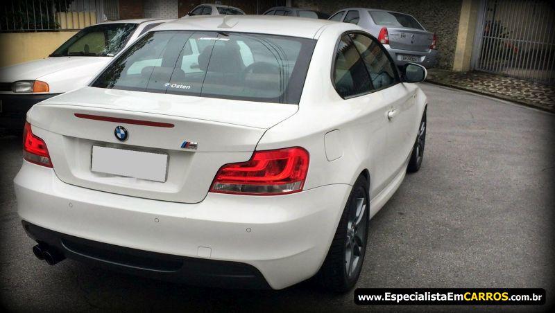 BMW 135i coupé 2011