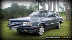 Ford Del Rëy Ghia 1987