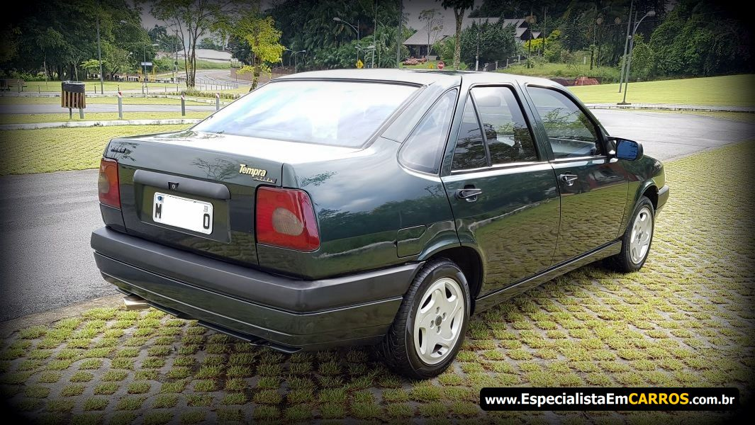 Fiat Tempra Stile 2.0 Turbo 1996