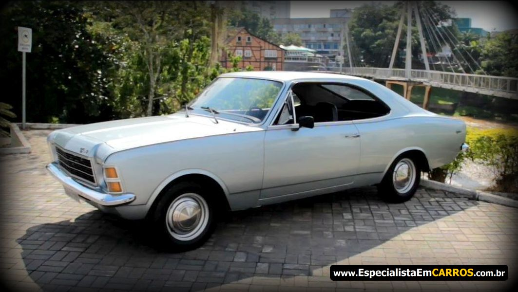 Chevrolet Opala Standard 1976