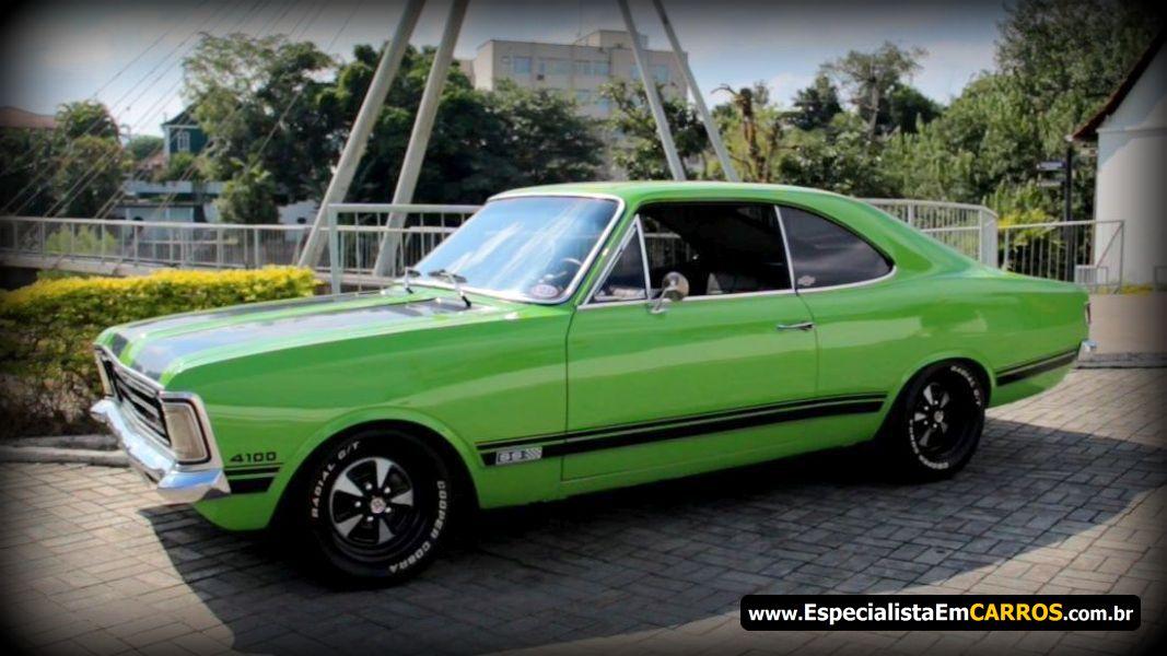 Chevrolet Opala SS6 1973