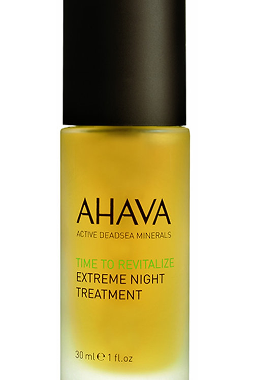 Time to Revitalize - extreme night treatment serum