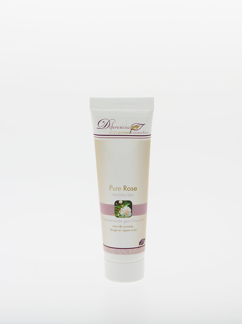 Pure Rose Moisturizer (dag/nacht crème)