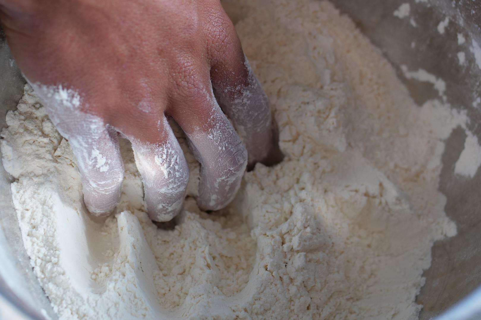 High quality flour