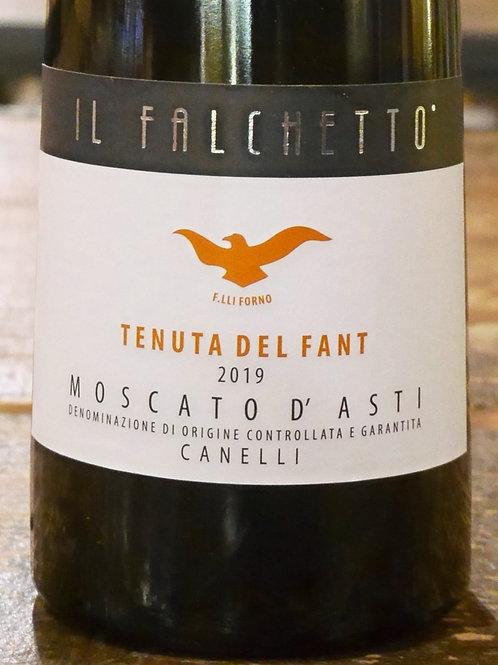 Moscato d'Asti  2019 «Tenuta del Fant» Il Falchetto