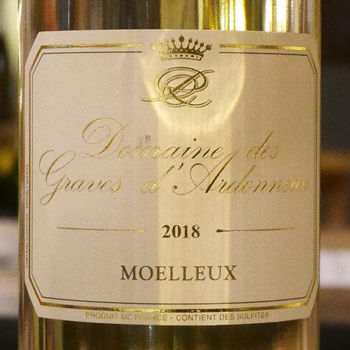 Bordeaux Supérieur Moelleux 2018 Domaine des Graves d'Ardonneau