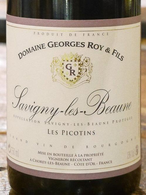 """Savigny-Lès-Beaune 2018 """"Les Picotins"""" Domaine Georges Roy & Fils"""