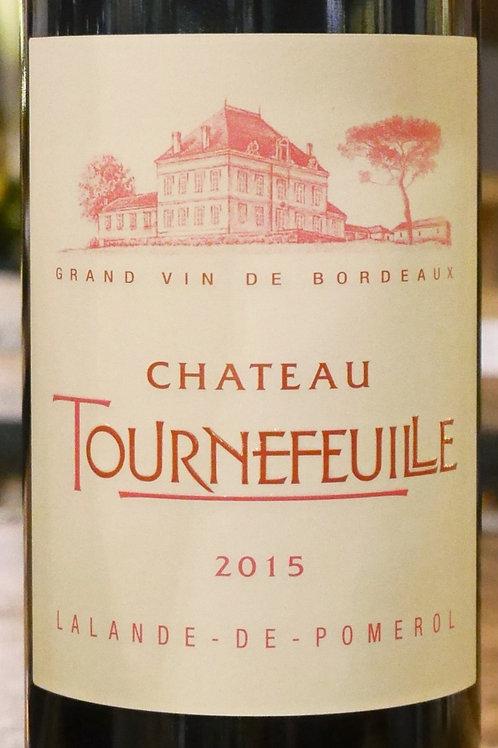Lalande de Pomerol 2015 Château Tournefeuille