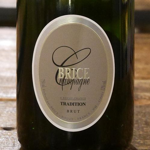 Champagne BRICE Tradition