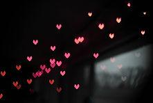 Плавающие сердца
