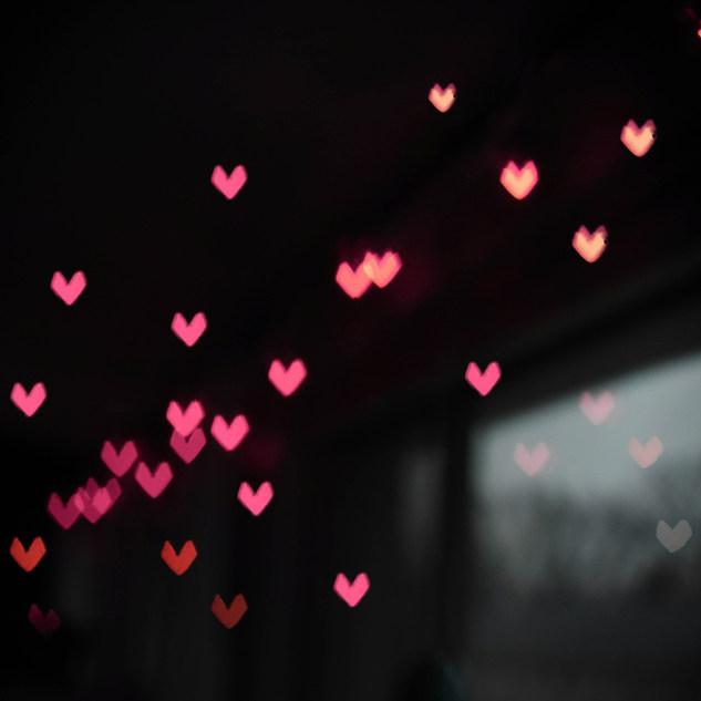 Plovoucí srdce