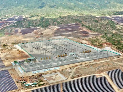CREATV DOCUMENTING TRUNGNAM GROUP'S SOLAR POWER MEGA-PROJECT