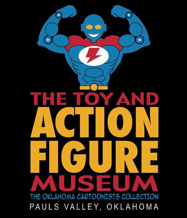 Toy and Action Figure Museum Super Heroes Attraction