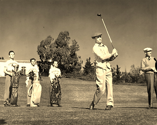 Ben Hogan golf swing