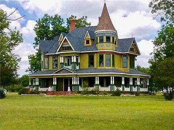 Harris House Victorian Home