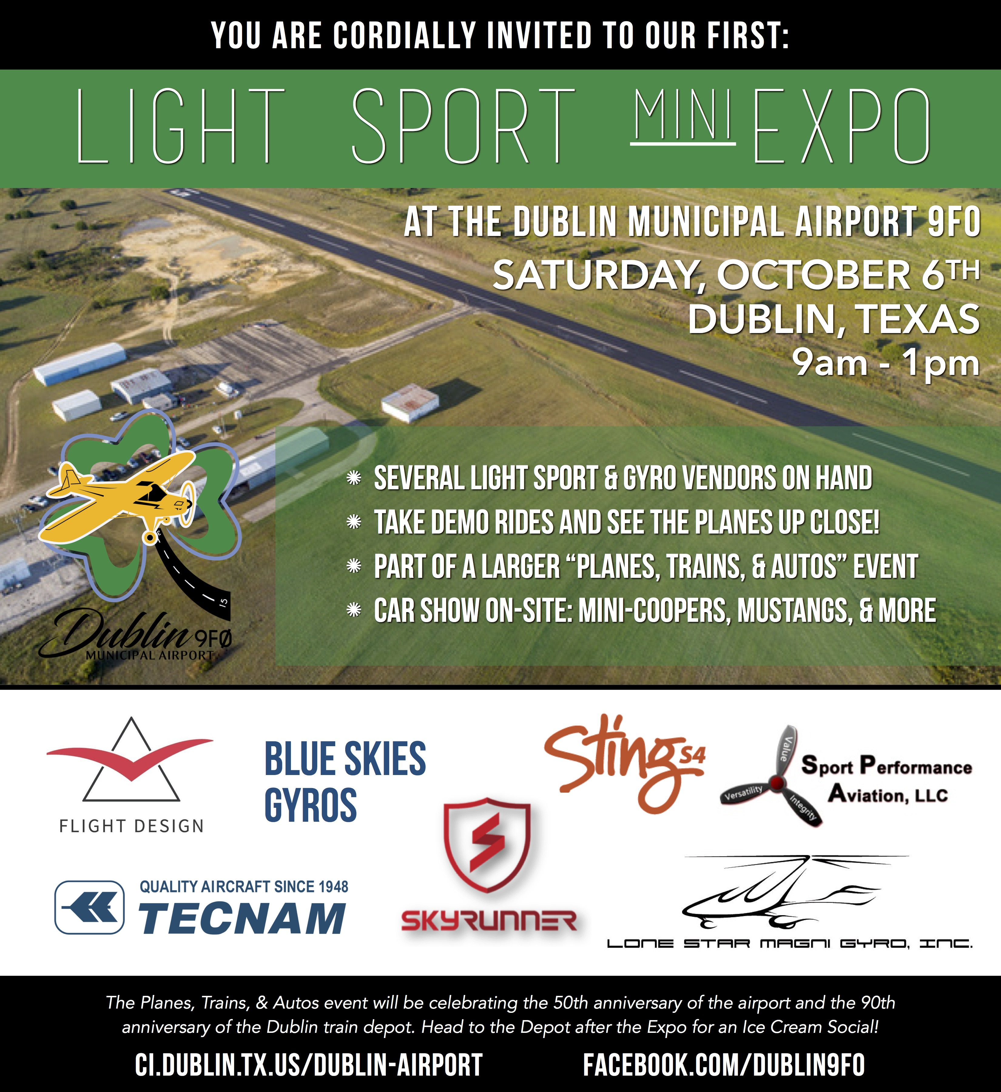 FLIER: Light Sport Expo
