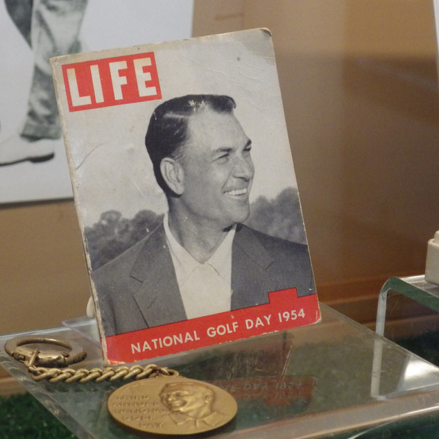 Life Magazine National Golf Day