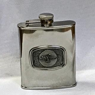Pewter Flask, $45